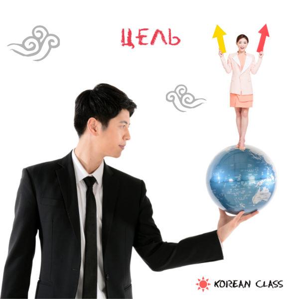 Корейский Класс_первый шаг_цель