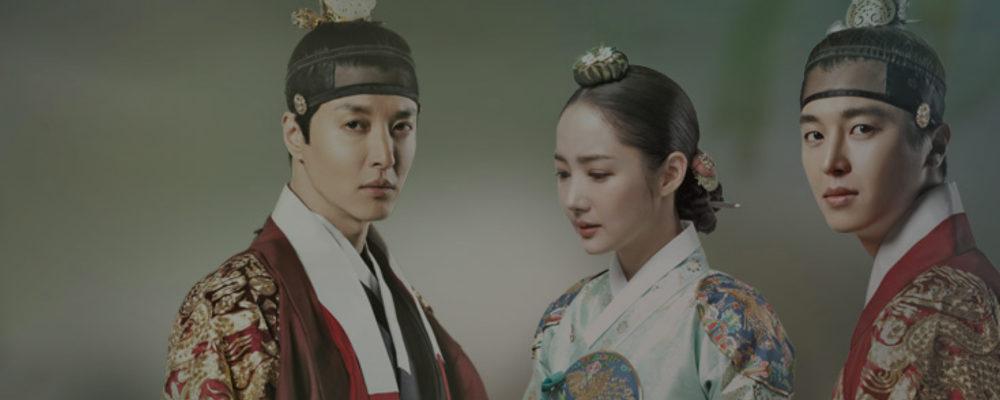 Отбор королевы в Древней Корее